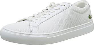 8b740511d6 Lacoste L.12.12 BL 2 Cam Baskets Homme, Blanc (Wht), 42.5