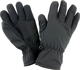 Result Winter Essentials Softshell Thermal Glove - Small - XL - Black - SM