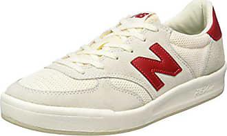 promo code c7365 f351b New Balance CRT300, Baskets Basses Homme, Blanc (White WR), 46.5 EU