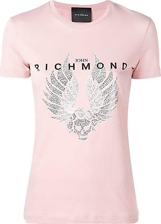 John Richmond Canal Street T-shirt - Rosa