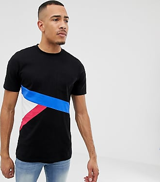 ab235a1233c Another Influence TALL Contrast Colour Block T-Shirt
