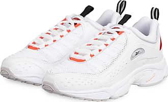 Reebok Sneaker DAYTONA DMX II - WEISS/ HELLROT