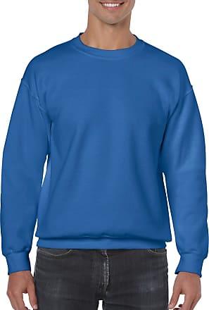 Gildan Mens Heavy Blend Sweatshirt Royal 3XL