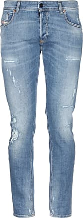 Diesel DENIM - Denim trousers on YOOX.COM