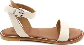 Inuovo Womens Sandal 423065 Cream BDRM Bone Cream White Size: 4 UK