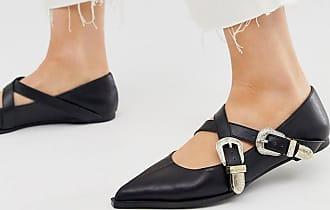Scarpe In Pelle Asos® in Nero: Acquista fino a da 7,99 €+