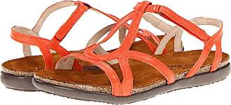 Naot Dorith (Orange Leather) Womens Sandals