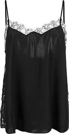 Kiki De Montparnasse trapeze camisole top - Black