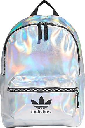 adidas Adidas originals Metallic backpack SILVER MET/IRIDES U