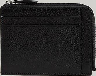 Hackett Travel Zip Wallet | Black