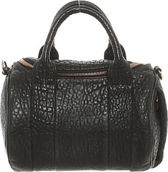 Alexander Wang gebraucht - Alexander Wang-Handtasche aus Leder in Schwarz - Damen - Leder