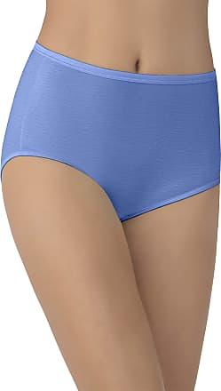 Vanity Fair Womens Illumination Brief Panty 13109, Mockingbird, XL