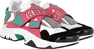 Kenzo Sneakers - Low Top Sneaker Coral - colorful - Sneakers for ladies