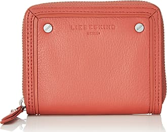 Liebeskind Womens Knotical Conny Wallet Large Billfold, Red (Hot Red), 2x10x13 Centimeters (B x H x T)