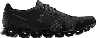 On On Cloud, Mens Running and Walking Shoes, Black (All Black 0002), 11.5 UK