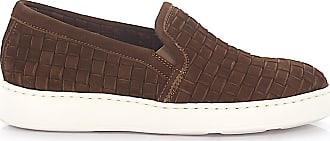 Santoni Slip-On brown