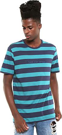 Globe Camiseta Globe Especial Liner Azul/Verde