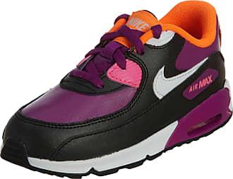 Nike Infants - Air Max 90 2007 (TD) - Bold Berry White Pink Powder Black (UK 4.5)