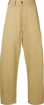 Universal Works wide-leg chinos - Neutro