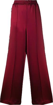Golden Goose Calça pantalona Sophie - Vermelho