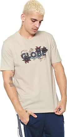Globe Camiseta Globe Tagle Bege