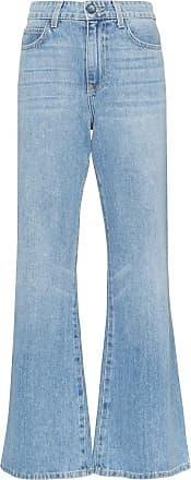 Eve Denim Calça jeans flare Jacqueline - Azul