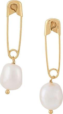 Wouters & Hendrix I Play pearl earrings - GOLD
