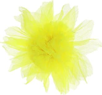 Undercover Silk Brooch Womens Yellow