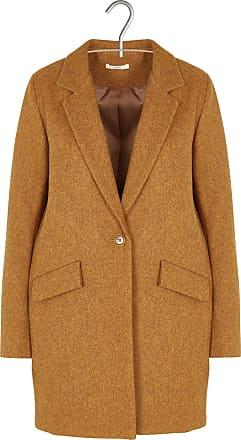 Sessun manteau laine gris azumi