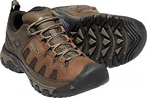 Keen Mens Targhee Vent Low Hiking Shoes