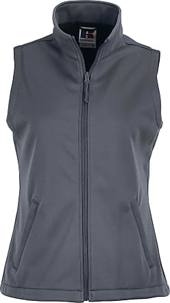 Russell Athletic Russell Ladies/Womens Smart Softshell Gilet Jacket (M) (Convoy Grey)