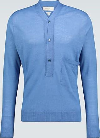 Rochas Pullover aus Leinen und Kaschmir