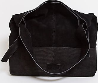 Urban Code leather tote bag in black