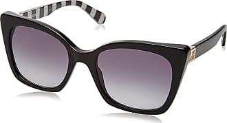 Love Moschino Womens MOL000/S Sunglasses, Black, 53.0