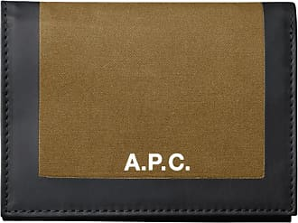 A.P.C. A.p.c. Savile wallet CAMEL U