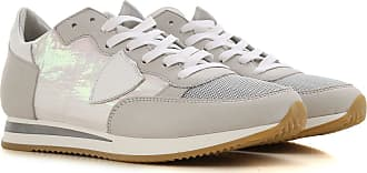 Philippe Model Sneakers for Women On Sale in Outlet, White, Leather, 2019, 4.5 5.5 6.5 7.5