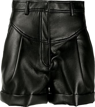 Philosophy di Lorenzo Serafini polished short shorts - Black