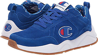 e0b8cfbde Champion 93Eighteen Big C (Surf the Web Blue Suede) Mens Shoes