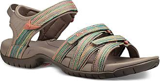 Teva Womens W Tirra Sports & Outdoor Sandals, 559 Taupe Multi, 38 EU