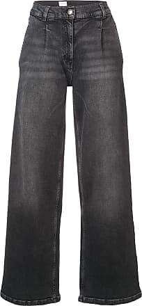 Magda Butrym classic wide-leg jeans - Black