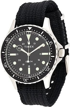 Timex Relógio Navi SST Case 41mm - Preto