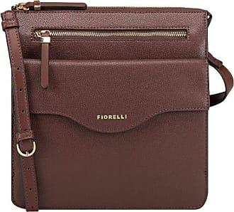 Fiorelli Womens Blake Chocolate Crossbody Bag