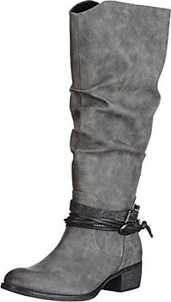 e3d06023509d Marco Tozzi Marco Tozzi Damen 25531 Langschaft Stiefel, Grau (Grey Antic  Com 202)
