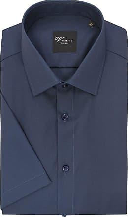 big sale 57af1 093fc Kurzarm Hemden in Dunkelblau: Shoppe jetzt bis zu −33 ...