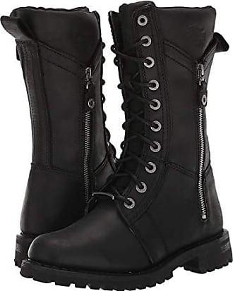 Harley-Davidson Womens Harnett Riding Boot Boot