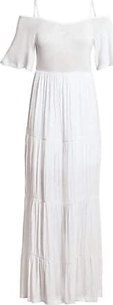 Quintess Vestido Quintess Longo Branco (XXG)