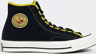 Converse Chuck 70 Archival Terry - Sneaker in Schwarz