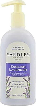 Yardley London--English Lavender Liquid Hand Soap, 8.4 Ounce (Pack of 12) Made With Lavender Extracts and Essential Oils