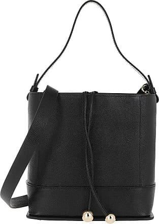 Max Mara Bucket Bags - Acciaio Bucket Bag Nero - black - Bucket Bags for ladies