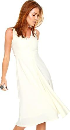 Isabella Giobbi Vestido Isabella Giobbi Becky Bege